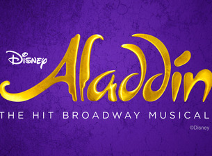 Broadway: Aladdin on June 22