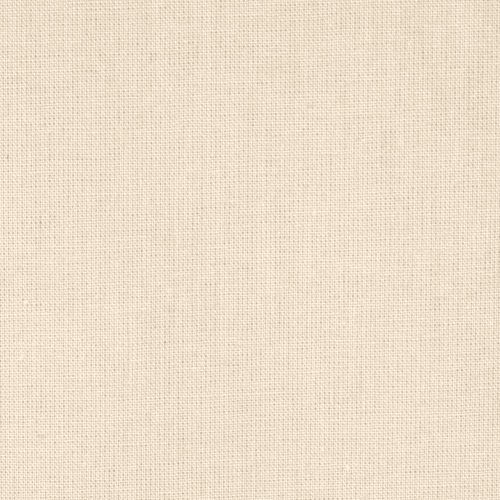 Muslin Unbleached (regular weight), sold by yard